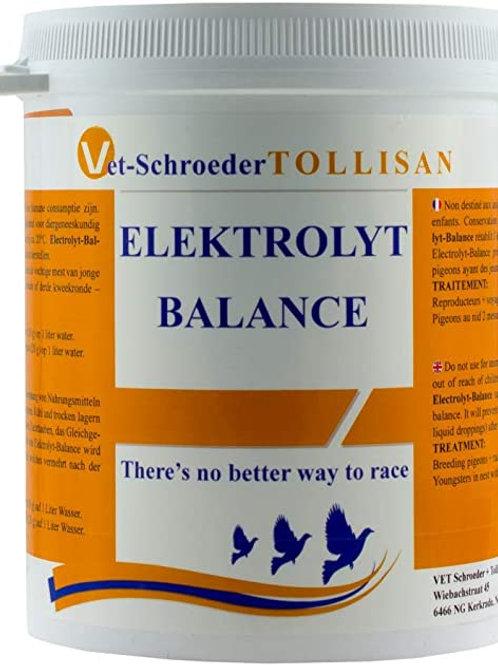 Tollisan Elektrolyt-Balance 500 gr, (electrolitos de alta calidad)