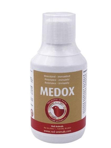 The Red Pigeon Medox 250ml, la versión 100% natural del famoso producto ESB3 de