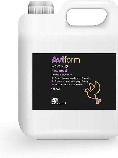 Aviform Force 13, 1L, (incrementa la fuerza y resistencia en vuelo de manera esp