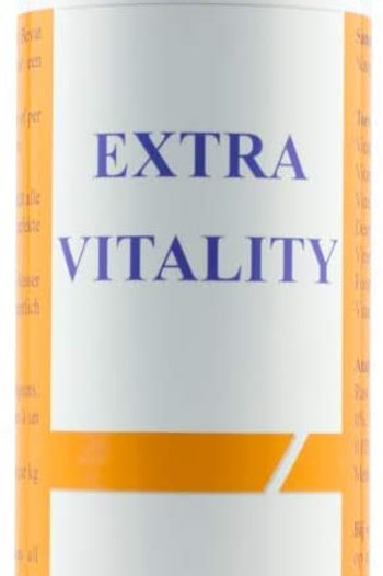Tollisan Extra-Vitality 500 ml, (mezcla perfecta de vitaminas para la cría)