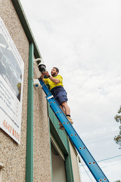 Oztech Sparks Electrical services