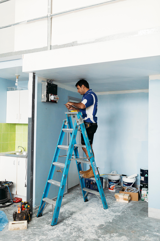 OzTech Sparks installing