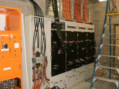 Oztech Sparks industrial services