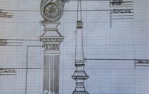 Custom stair ballister design