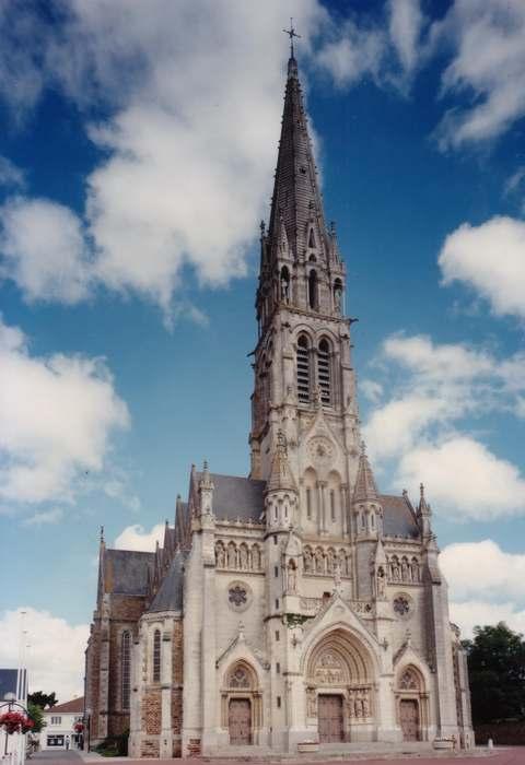Eglise de Sainte-Pazanne
