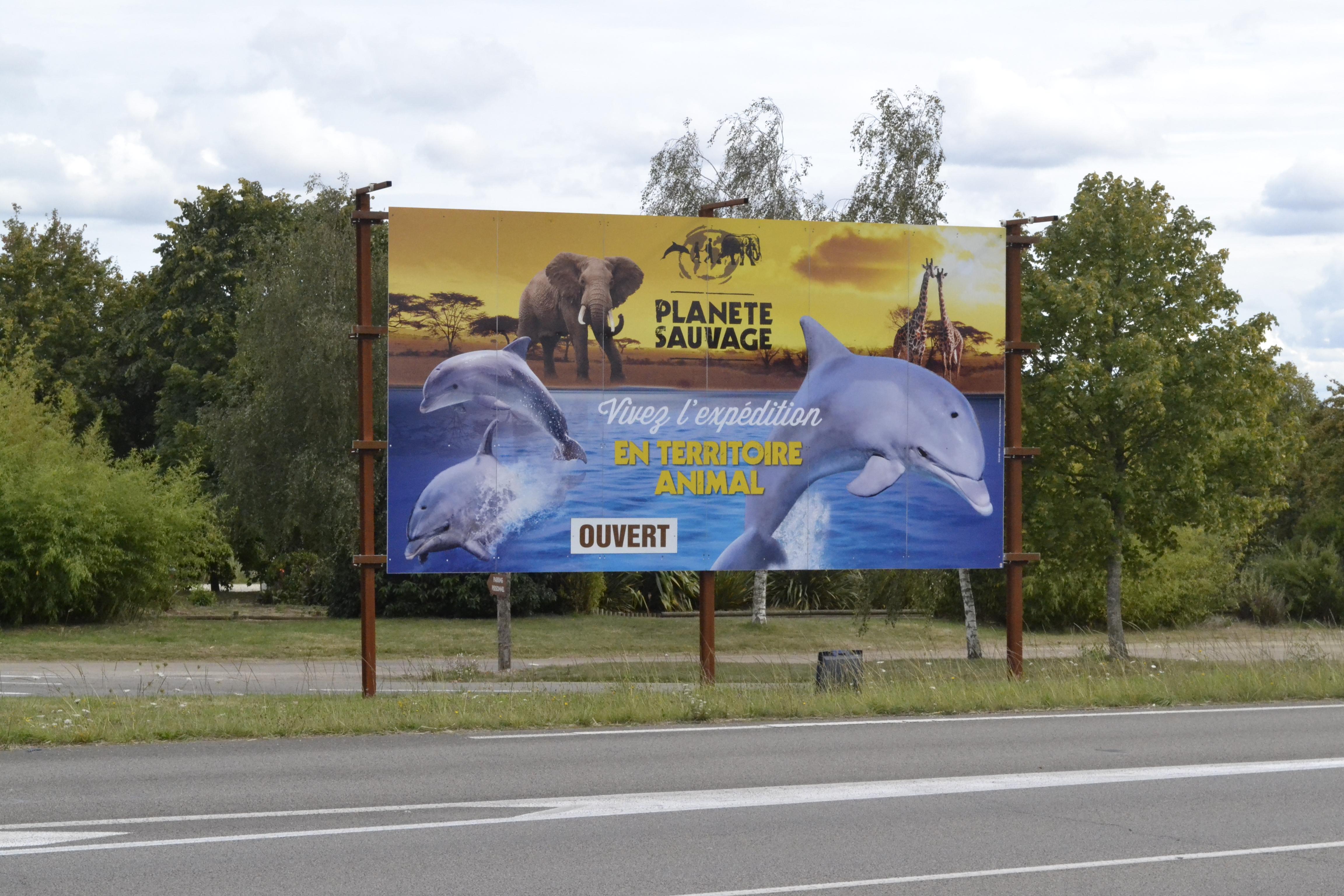 Planète sauvage à Port Saint-Père