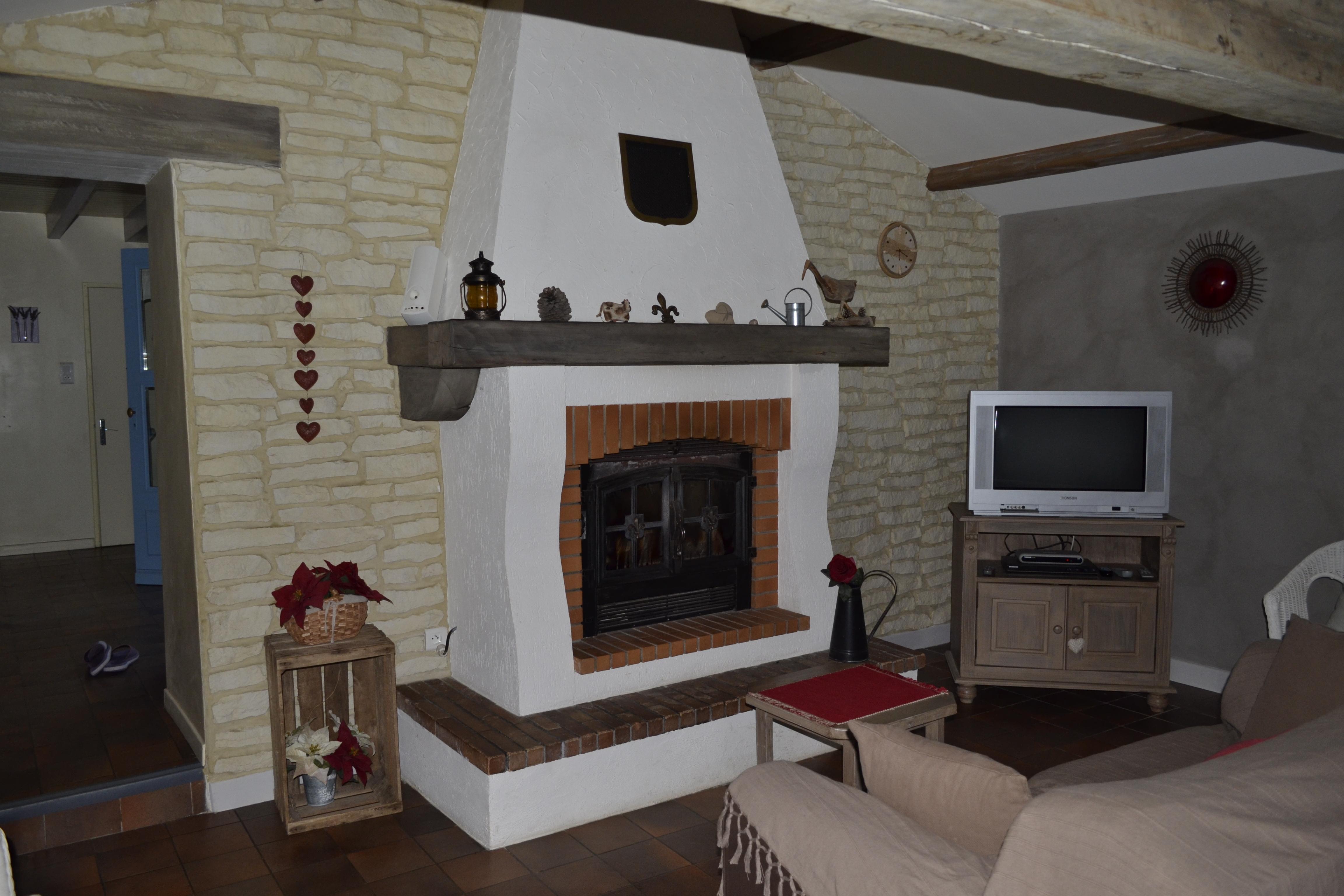 La cheminée ( Insert )