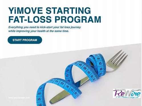 Starting Fat Loss Challenge