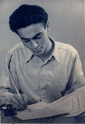 Tzvi Avni 1945