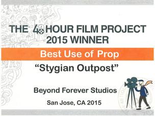 Stygian Outpost - Winner of four 48hr Film Project Awards