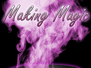 Poster for Making Magic
