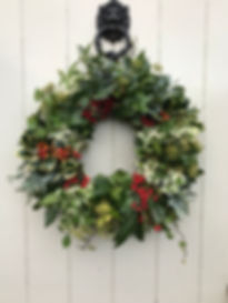Wreath - Medium - £30