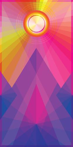 Spectral Sunset