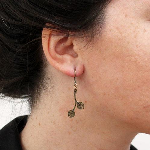 Amélie Blaise — Boucles d'oreilles l'Envolée 1
