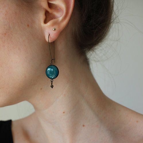 Lilipoetry — Boucles d'oreilles Breloques