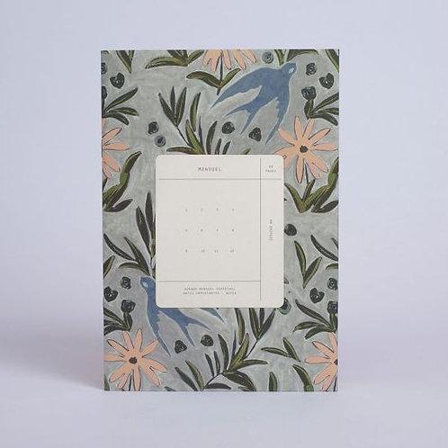 Season Paper — Mensuel Envolée