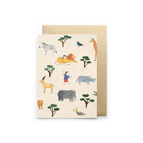 Petit Gramme — Carte Africa