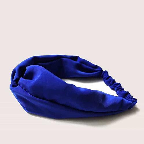 Laure Derrey — Bandeau Bleu électrique