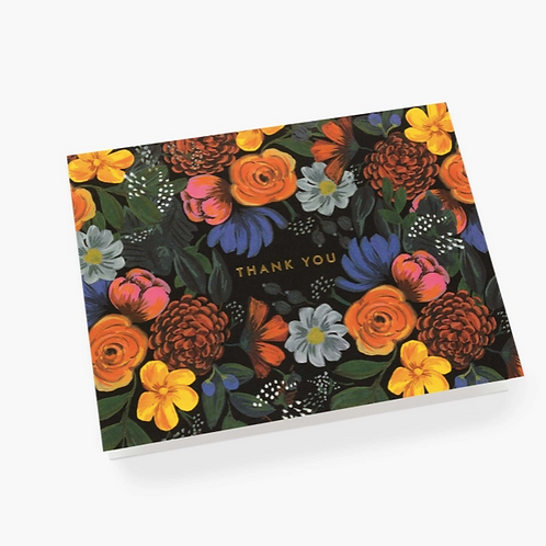 Rifle Paper co. — Carte Odette Thank You