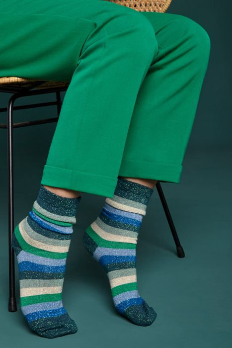 King Louie — Chaussettes (2 paires) Campania Dragonfly