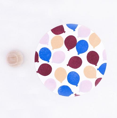 Perlenfischer — Tampon Ballon PM