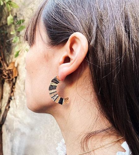 Exquises Indécises — Boucles d'oreilles Arco mini