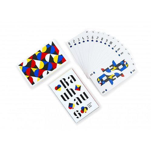 Cinqpoints — Jeu de cartes Bauhaus