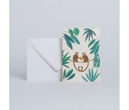 Season Paper — Carte Monkeys