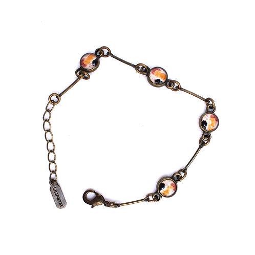 Lilipoetry — Bracelet breloques Moïa