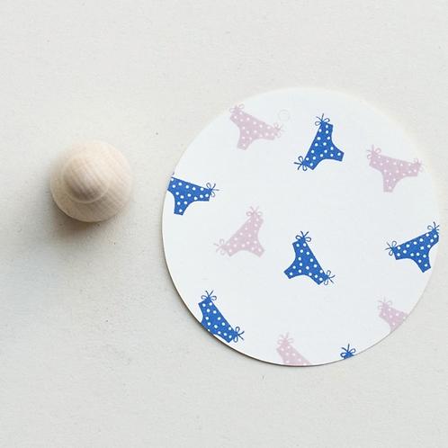 Perlenfischer — Tampon Bas de Bikini
