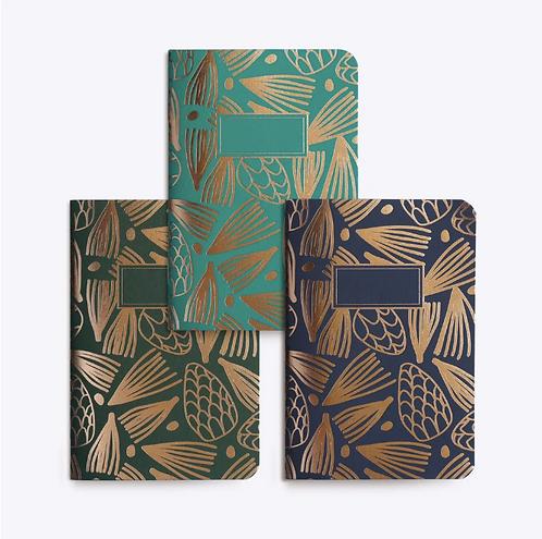 Les Éditions du Paon — Carnet de poche Pins