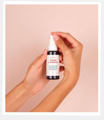 Kerzon — Spray Lavant Orange & Rhubarbe