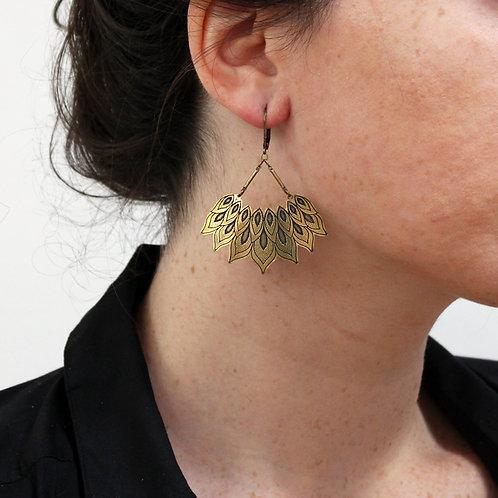 Amélie Blaise — Boucles d'oreilles Digitale 4