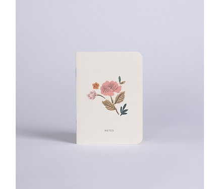Season Paper — Carnet de poche Herbier
