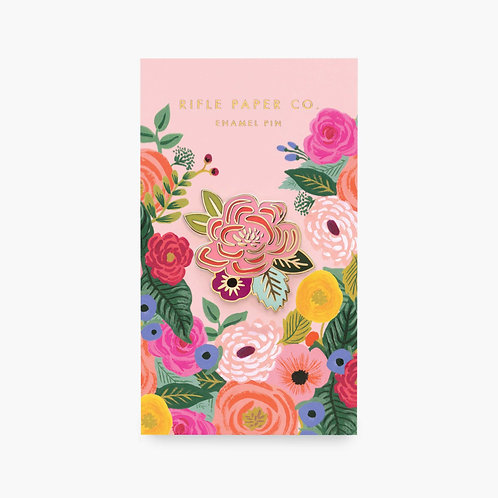Rifle Paper co. — Pin's Rose