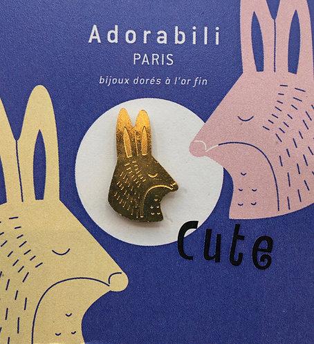 Adorabili — Pin's lapin