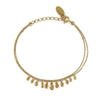 Stalactite — Bracelet 2 rangs eve