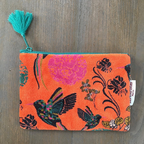 Les Touristes — Trousse S Sintra orange