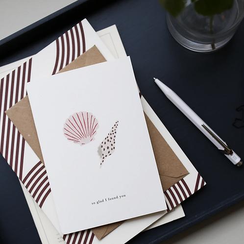 Kartotek — Carte So glad I found you