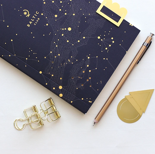 Baltic Club — Cahier Constellations