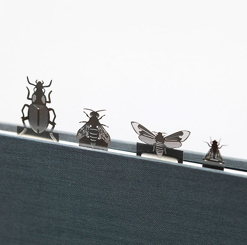 Another Studio — Marque-pages Insectes