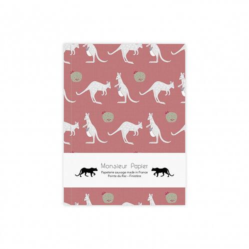 Monsieur Papier — Carnet Kangourous
