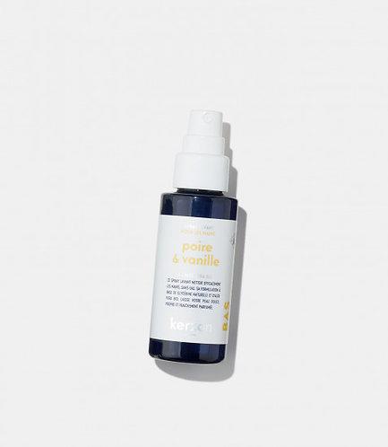 Kerzon — Spray Lavant Poire & Vanille