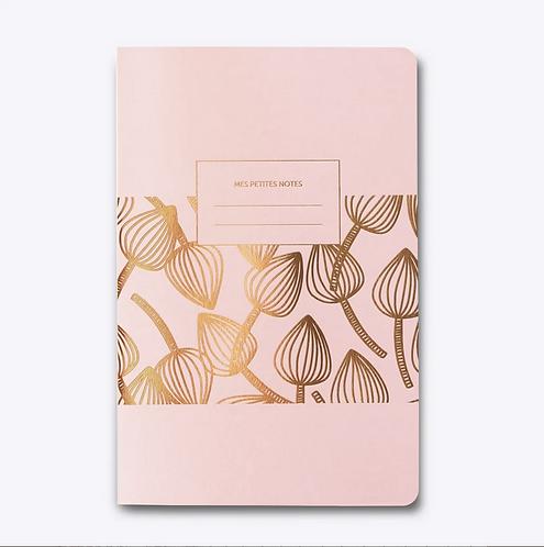 Les Éditions du Paon — Cahier dos carré Physalis