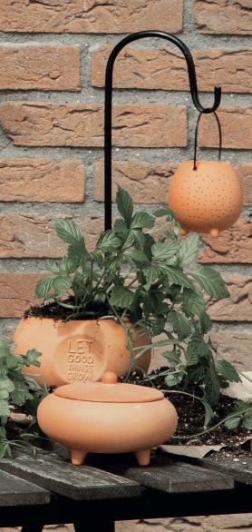 Räder — Lanterne Terracotta GM