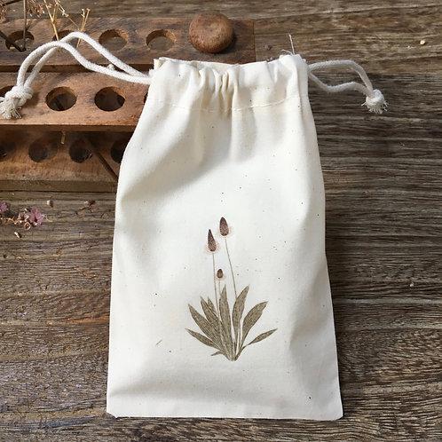 Lovely Envelopes  — Pochon coton roseaux