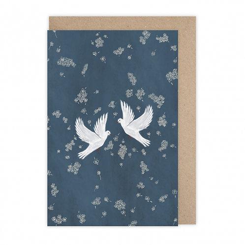 Monsieur Papier — Carte Doves