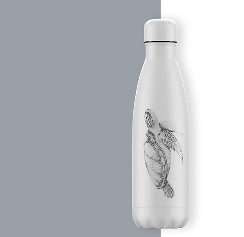 Chilly's — Bouteille Isotherme 500 mL Tortue