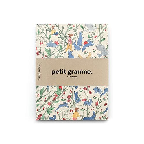 Petit Gramme — Carnet Alice