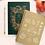 Thumbnail: Les Éditions du Paon — Carnet de Recettes Mon Jardin kraft